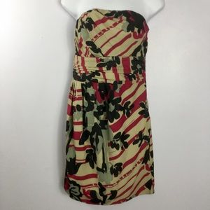 The Limited Strapless Mini Dress Size 4